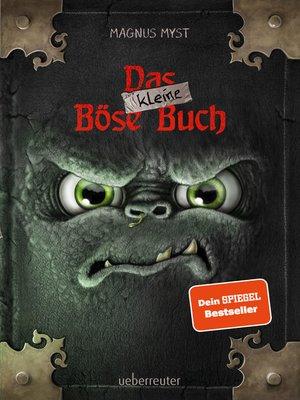 cover image of Das kleine Böse Buch