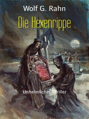 cover image of Die Hexenrippe