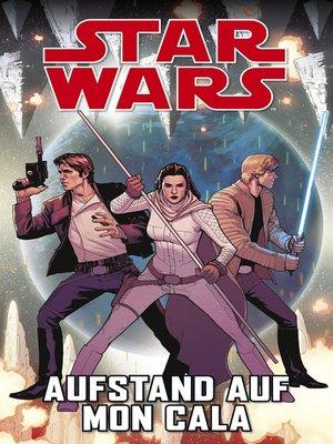cover image of Star Wars --Aufstand auf Mon Cala