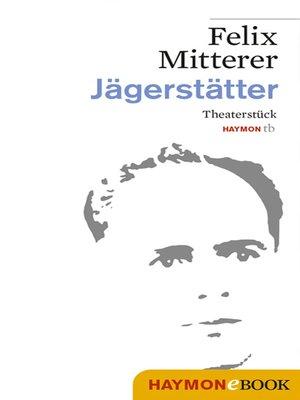 cover image of Jägerstätter