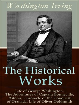 cover image of The Historical Works of Washington Irving