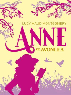 cover image of Anne de Avonlea