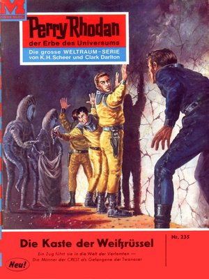 cover image of Perry Rhodan 235