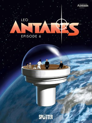 cover image of Antares, Band 6