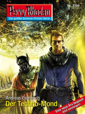 cover image of Perry Rhodan 2700