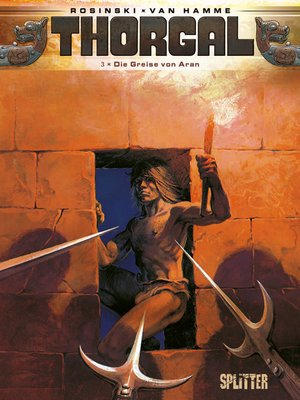 cover image of Thorgal. Band 3