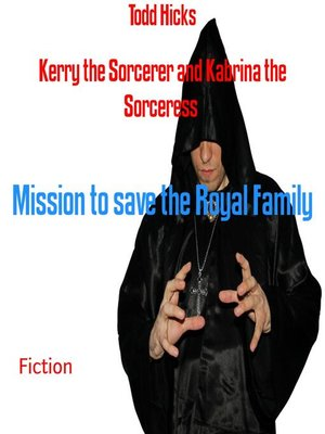 cover image of Kerry the Sorcerer and Kabrina the Sorceress
