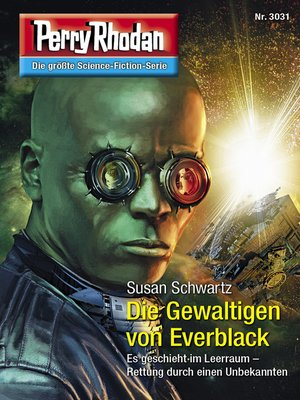 cover image of Perry Rhodan 3031
