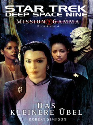 cover image of Star Trek--Deep Space Nine 8.08