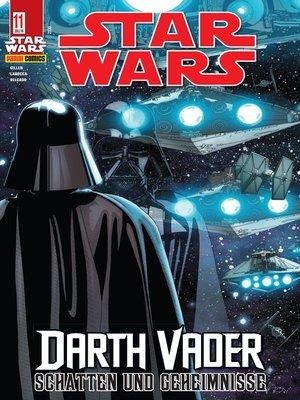 cover image of Star Wars, Comicmagazin 11--Schatten und Geheimnisse