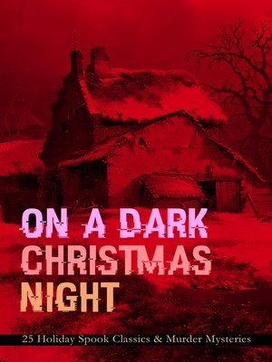 cover image of On a Dark Christmas Night
