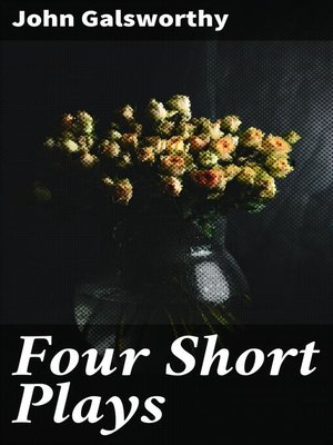 cover image of Four Short Plays