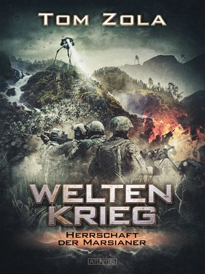cover image of Weltenkrieg 3