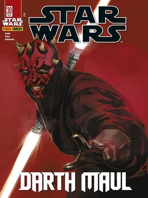 cover image of Star Wars, Comicmagazin 30--Darth Maul