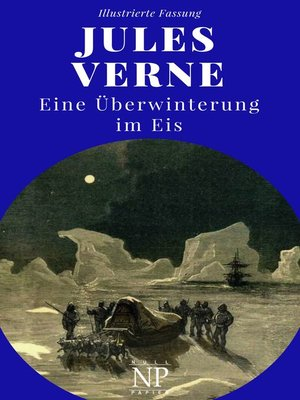 cover image of Eine Überwinterung im Eis