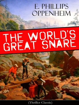 cover image of The World's Great Snare (Thriller Classic)