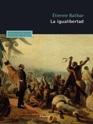 cover image of La igualibertad