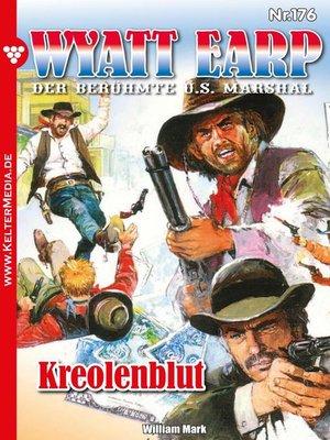 cover image of Wyatt Earp 176 – Western