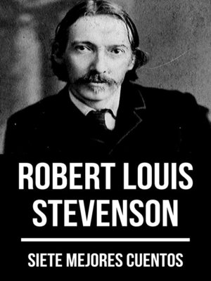 cover image of 7 mejores cuentos de Robert Louis Stevenson