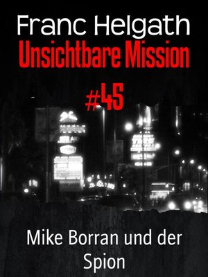 cover image of Unsichtbare Mission #45