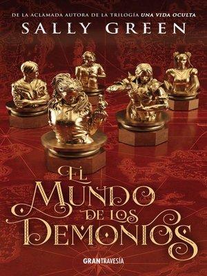 cover image of El mundo de los demonios