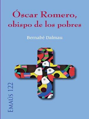 cover image of Óscar Romero, obispo de los pobres