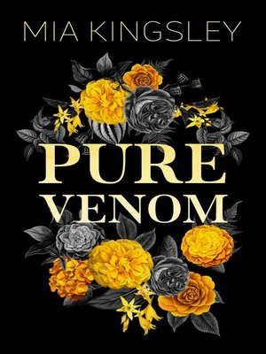 cover image of Pure Venom