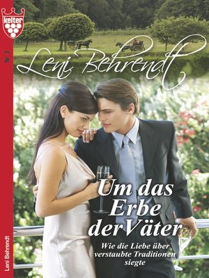 cover image of Leni Behrendt 3--Liebesroman