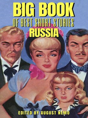 cover image of Big Book of Best Short Stories--Specials--Russia