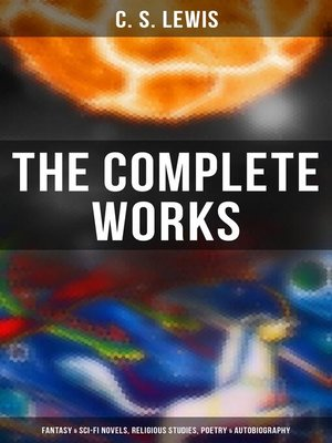 cover image of C. S. LEWIS--The Complete Works