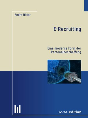 cover image of E-Recruiting