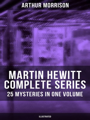 cover image of Martin Hewitt--Complete Series