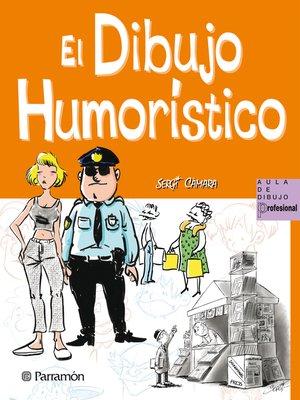 cover image of El dibujo humorístico