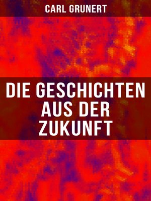 cover image of Die Geschichten aus der Zukunft