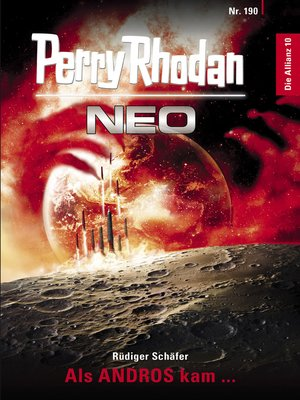 cover image of Perry Rhodan Neo 190
