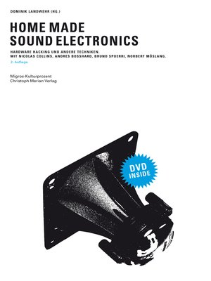 cover image of Home Made Sound Electronics