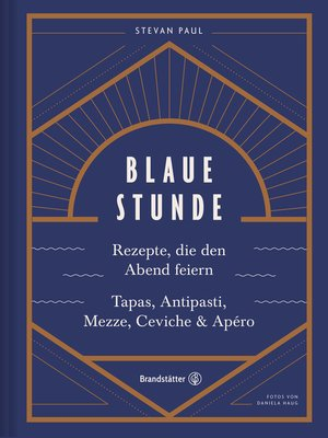 cover image of Blaue Stunde