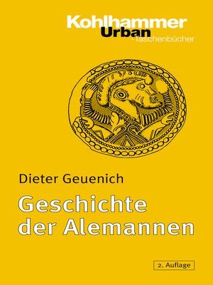 cover image of Die Geschichte der Alemannen