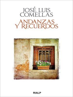 cover image of Andanzas y recuerdos