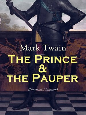 cover image of The Prince & the Pauper (Illustrated Edition)
