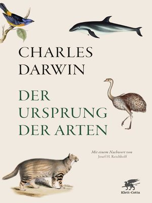 cover image of Der Ursprung der Arten