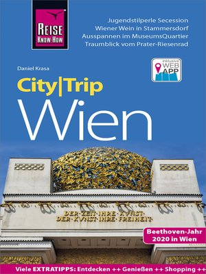 cover image of Reise Know-How CityTrip Wien