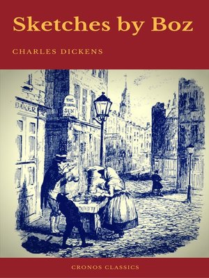 cover image of Sketches by Boz (Cronos Classics)
