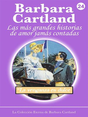 cover image of La Venganza es Dulce