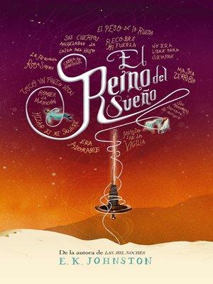 cover image of El reino del sueño