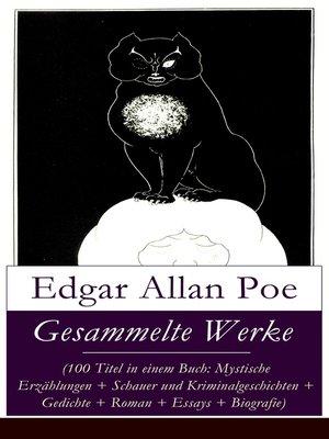 cover image of Gesammelte Werke (100 Titel in einem Buch