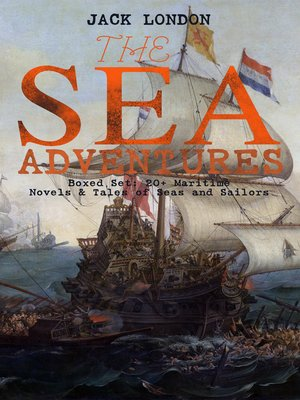 cover image of THE SEA ADVENTURES--Boxed Set
