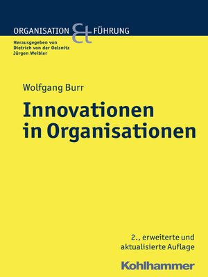 cover image of Innovationen in Organisationen