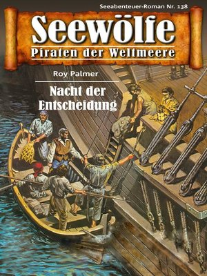 cover image of Seewölfe--Piraten der Weltmeere 138