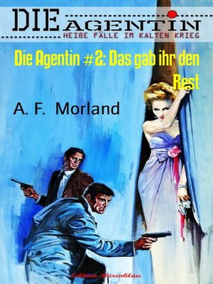 cover image of Die Agentin #2